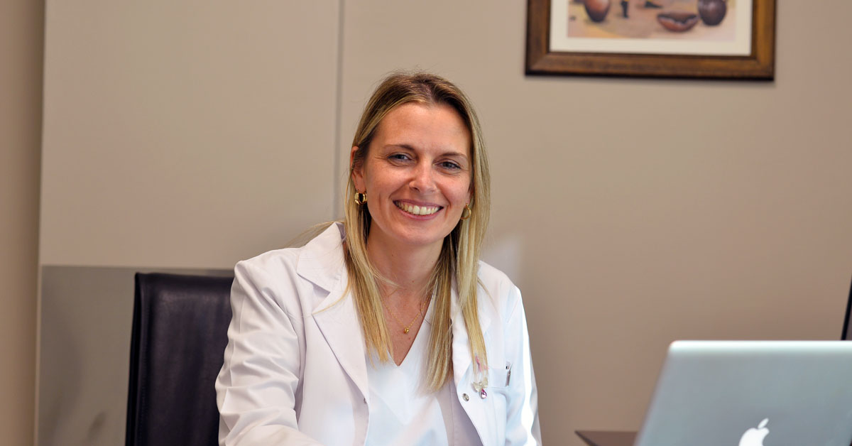 Doctora Sylvia Outeda - Fertilidad